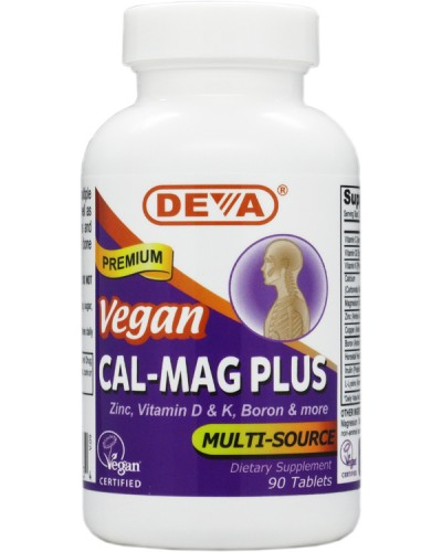 Vegetarian / Vegan Calcium Complex with Magnesium, Zinc, Vitamin D,Boron, Vitamin C and, Copper. Chelate, Carbonate, Malate and Citrate for absorption