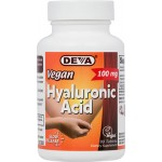 Vegetarian / Vegan Hyaluronic Acid (HA) 100 mg , Hyaluronan / Hyaluronate / HA