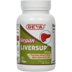 Vegetarian / Vegan LIVERSUP Proprietary Herbal Blend