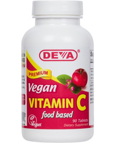 Vegetarian / Vegan Vitamin C - Food Based & Buffered